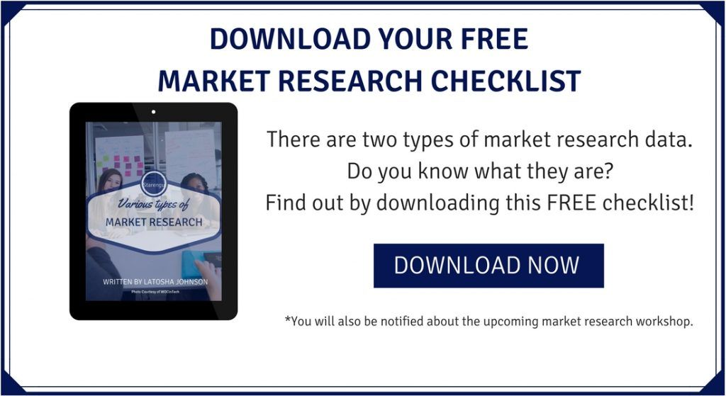 how to start market research for your product