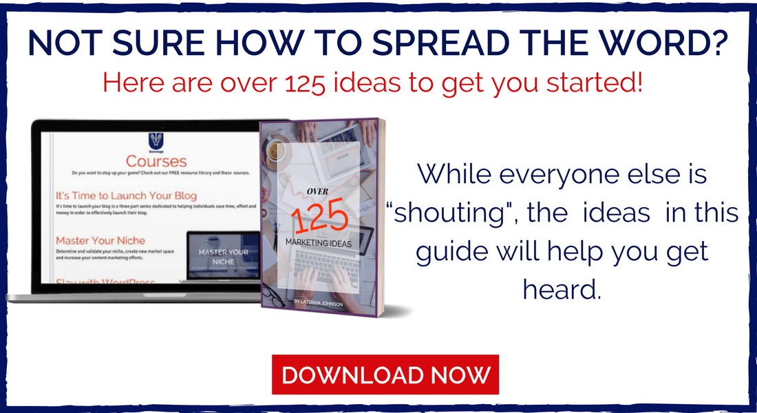 Starengu's Over 125 Marketing Ideas-Ways to Promote Your Brand