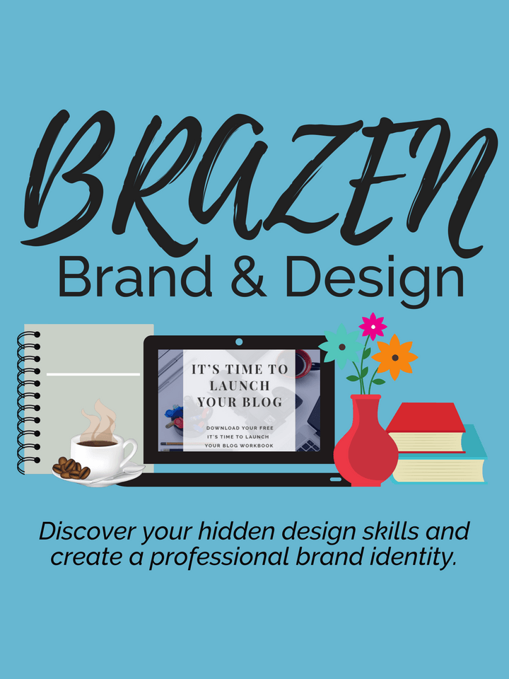 Brazen Brand and Design Sidebar Ad
