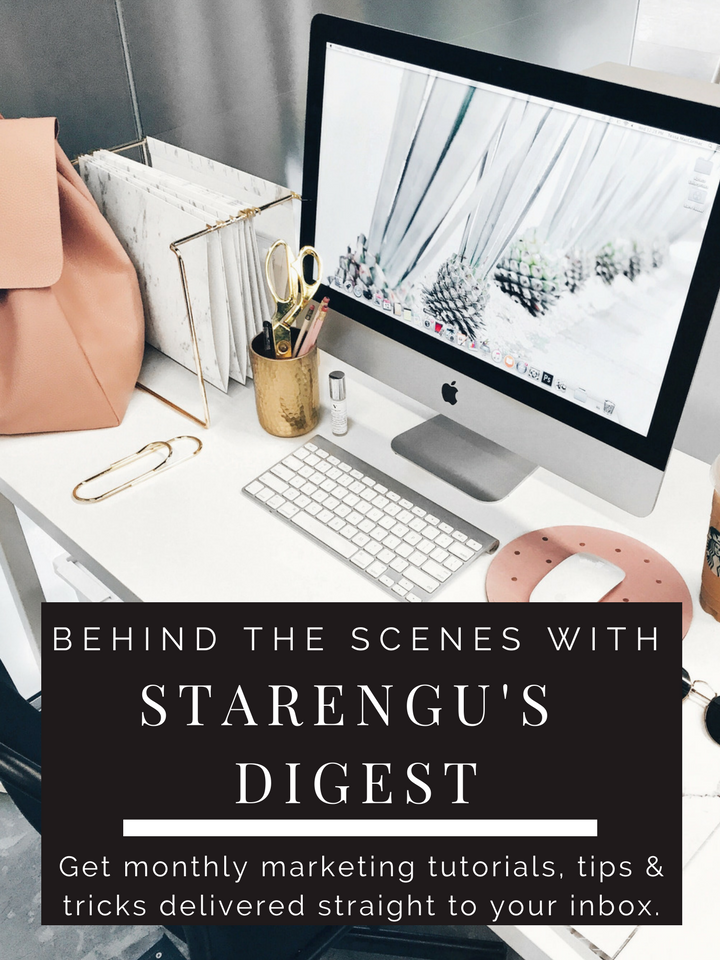 Starengu's Behind the Scenes Digest
