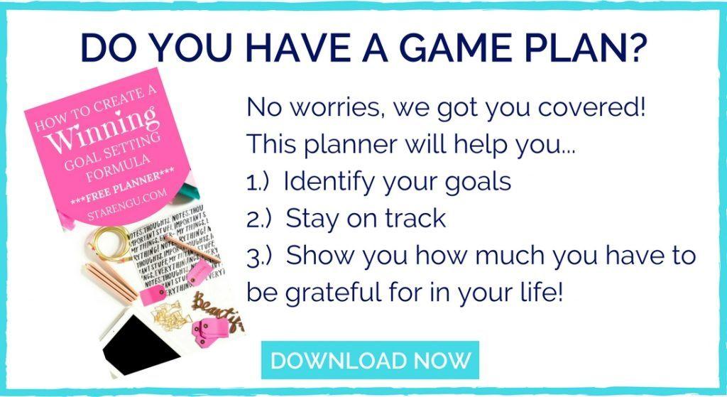 Starengu's Winning Game Plan