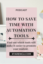how to save time with automation tools