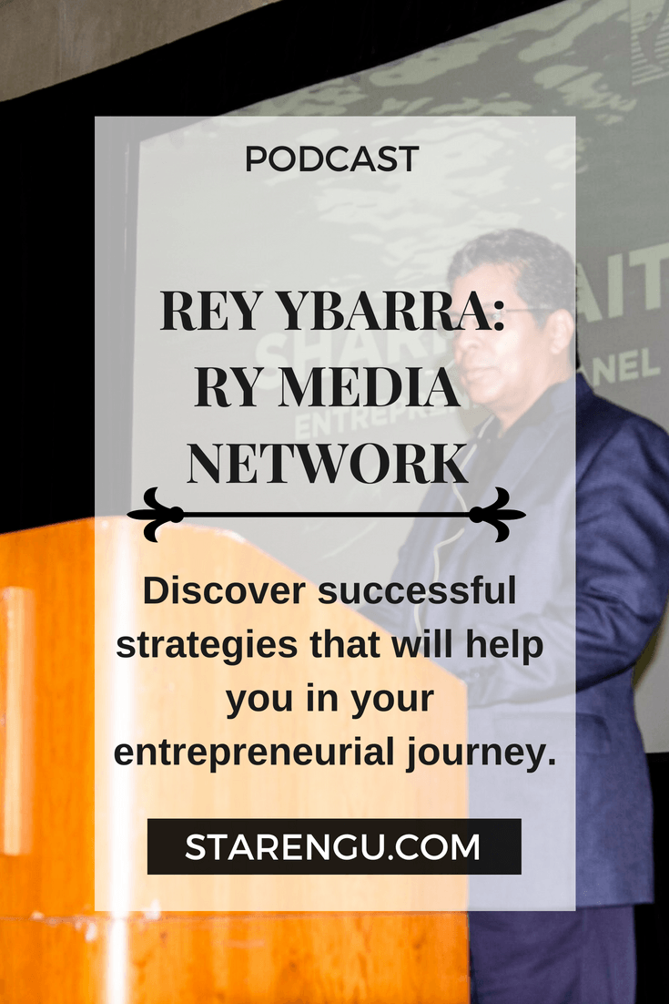 Rey Ybarra RY Media Network