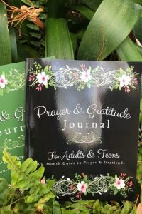 Hustle in Faith's Prayer & Gratitude Journal